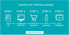 How to Get Samples From PINCHme! EVERYTIME!