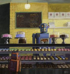 Doughnuts, robots, repeat: The surreal world of Eric Joyner - CNN Style