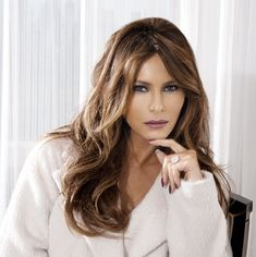 Melania-Trump- color More