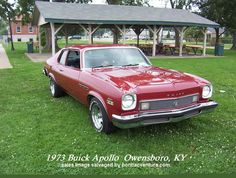 73 Apollo by Buick (nova body) Buick Apollo, Dream Garage, My Dream, Cool Cars, Classic Cars, Trucks, Nova, Muscle, Image