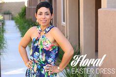 DIY Easter Dress   Pattern Review B5987