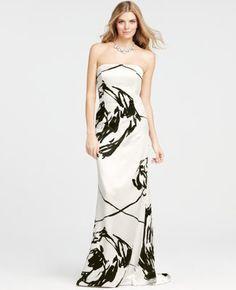 Ann Taylor gowns
