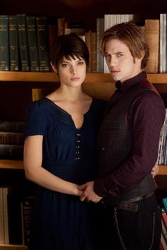 Alice & Jasper  'The Twilight Saga'