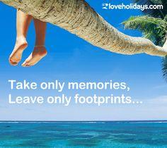 Go on, treat yourself! #travelquotes #fridayfeeling