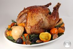 NuWave Oven Recipes - roasted turkey