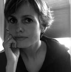 Amy Leach.   Author of 'Things That Are.'  (Hi Amy!)       -------      http://en.wikipedia.org/wiki/Amy_Leach_(writer)