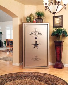 A Liberty Safe Looks So Nice You Can Put It Just About Anywhere