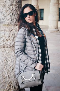 #winter #outfit #mabrun #downjacket