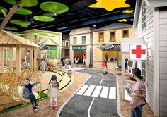 coal mine culture integrated tourism support center exhibition hall / 영월 탄광문화 통합관광지원센터