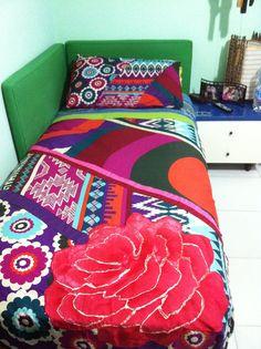 Desigual bed