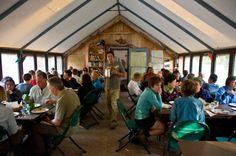 Yosemite's High Sierra Camp: Merced Lake Dining