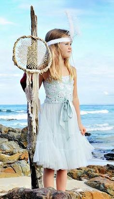 Beautiful! Tutu Du Monde Resort With Glitter in Her Eyes Cloud Driftaway Tutu Dress