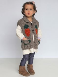fbff1b1d6ab0e7 Kids Rabbit Vest I would buy this immediately Mon Cheri