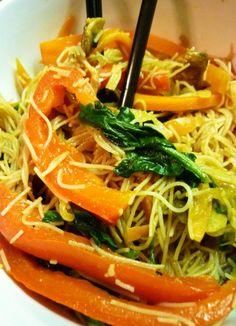 Jap Chae (Sweet Korean Noodle Fry) | Tasty Kitchen: A Happy Recipe Community!