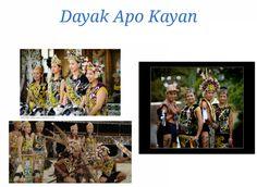 Mengenal 7 Rumpun Suku Dayak di Pulau Kalimantan Polaroid Film