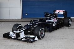 2012 Williams F1 Team