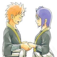Yahiko and konan