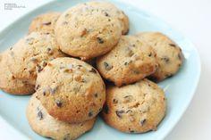 Sweet Potato & Chocolate Chip Cookies