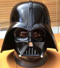 Quiero esta mascara de Darth Vader!