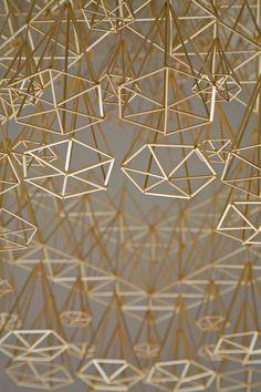 himmeli - close up ekoart. Wood Art Panels, Panel Art, Decoration Christmas, Christmas Ideas, Christmas Ornaments, Straw Sculpture, Straw Decorations, Mood And Tone, Weaving Designs