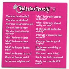Well-made Bachelorette Party Games Things To Do At A Sleepover, Fun Sleepover Ideas, Sleepover Party, Things To Do When Bored, Truth Or Dare Questions, Fun Questions To Ask, This Or That Questions, Questions About Me, Couple Quiz Questions