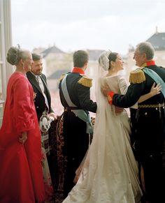 Wedding Princess Maryand Crown Prince Frederik of Denmark