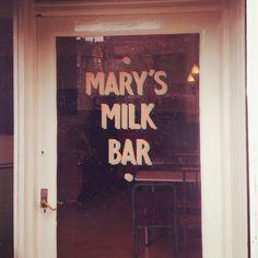 ANNINA IN TALLINNA: Mary's Milk Bar