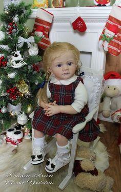Фрида. Куклы реборн Елены Ядриной / Куклы Реборн Беби - фото, изготовление своими руками. Reborn Baby doll - оцените мастерство / Бэйбики. Куклы фото. Одежда для кукол