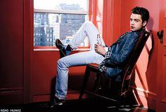 Hot List: Sebastian Stan