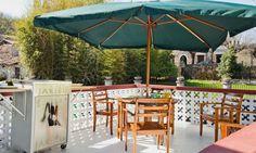 Decogarden sale al exterior y podremos ver un ejemplo sobre cómo renovar la terraza. ¡No te lo pierdas!  Más info: http://www.hogarutil.com/decoracion/estancias/exterior/201405/renovar-terraza-24685.html#ixzz30pmzKRl4