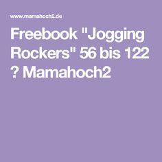"""Freebook """"Jogging Rockers"""" 56 bis 122 ⋆ Mamahoch2"""