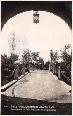 Beograd - 1930-tih - Kalemegdan
