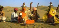 Jaisalmer Desert Festival- Rajasthan
