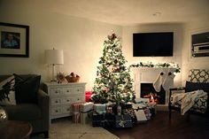 IHeart Organizing: Our Holiday Home: 2016