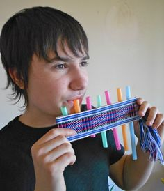 Make Your Own Simple Panpipes
