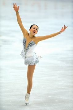 Mao Asada. Swan Lake.