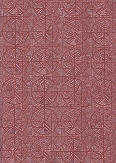 Rififi wallpaper by Juhani Konttinen Textile Patterns, Designers, Colours, Retro, Decoration, Wallpaper, Amazing, House, Painting
