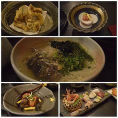 Toda una experiencia mi primer izakaya en Japón: brutal la comida de Zassoan
