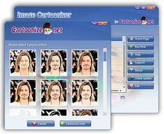 Now you will be able to cartoonize your photos from your desktop with our new Image Cartoonizer Desktop Software for Windows. You can convert all your images and pictures into cartoon effect more quickly. You can convert large photos for best result! You can apply multiple adjustments on your photos before converting