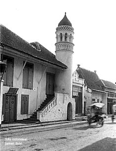 Dutch Colonial, Colonial Architecture, Surabaya, San Francisco Ferry, Indie, Building, Travel, Historia, Viajes