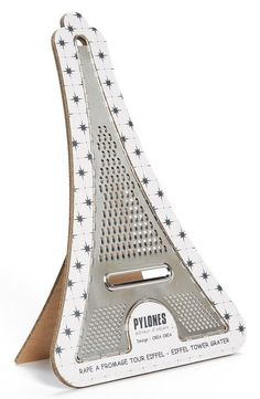 Cute gift: 'La Tour Eiffel' cheese grater
