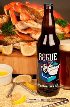 Happy National Beer Day from Rogue Ales. (Pictured: Captain Sig's Northwestern Ale, available on taps & shelves now)