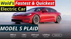 Electric Vehicle, Electric Cars, Automobile, Model, Car, Scale Model, Autos, Models