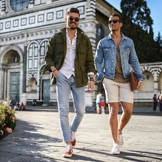 Last week in Florence 🇮🇹 with my brother @justusf_hansen 👔☀️ ––––––––––––––– #sandro #florence #TMM #pittiuomo #streetstyle 📸 credits by @isabelhayn