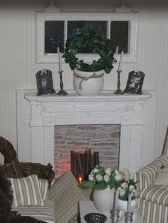 fireplace chairs