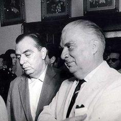 Clássico de poesias! Há 100 anos, Nelson Rodrigues e Mário Filho chegavam ao Rio e ao Fla-Flu Histórias do Brasil são totalmente demais  D+ http://historiasbrasil.com.br/