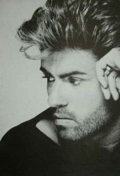 **His soulful voice of George Michael