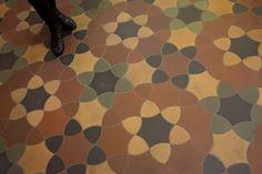 budapest tiles