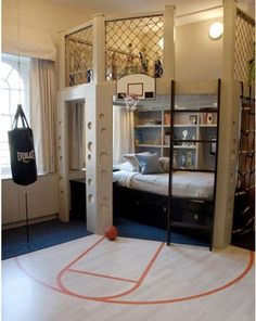 I love this and I want it I would have this so I can play basketball. It would be amazing to do that and worm up.