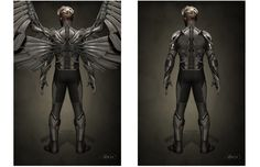 Bryan Singer teases the return of a winged mutant in XMen